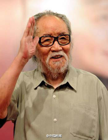 87岁艺术家葛存壮因病去世 曾出演《红旗谱》