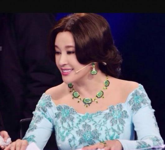 刘晓庆:人生就好像打游戏升级一样