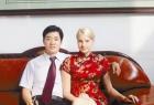 撒贝宁妻子李白被曝二婚 撒方暂不回应